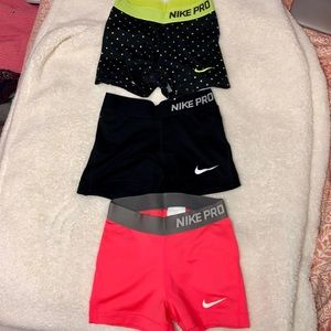 Nike Pro Spandex!